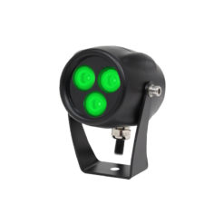 Aspect Exterior 3W Green Feature Light