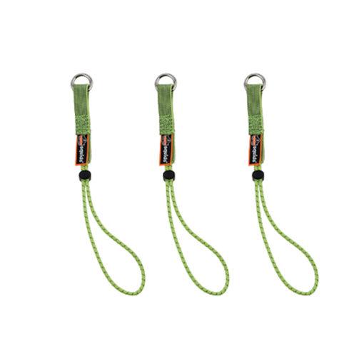 Ergodyne Tool Tails, 29cm Lime (Set of 3)