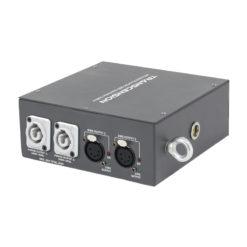 HS2 Hybrid PowerCON DMX Distribution Splitter