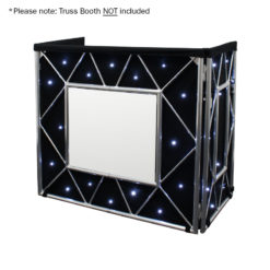Truss Booth LED Starcloth System, CW