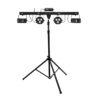 EUROLITE Set LED KLS Laser Bar FX Light Set + M-4 Speaker-System