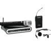 OMNITRONIC Set UHF-201 Wireless Mic System + Bodypack 863.420 MH