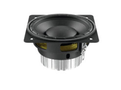 """LAVOCE FSN021.00 2"""" Fullrange Neodymium Magnet Steel Basket Driv"""