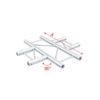 4-Way horizontal Taglio a 4 vie orizzontale