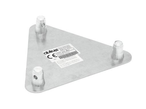 ALUTRUSS TRILOCK Wall-Plate QTG-male