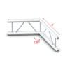 Corner 120° vertical S-004V spigolo tagliato a 120° verticale