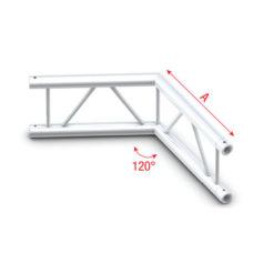 Corner 120° vertical Spigolo tagliato a 120° verticale