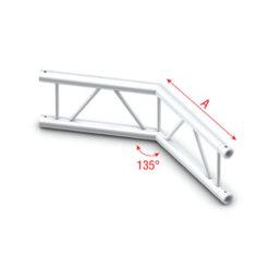 Corner 135° vertical Spigolo tagliato a 135° verticale