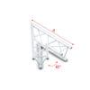 Corner 45° T-001 spigolo tagliato a 45°