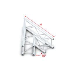 Corner 45° spigolo tagliato a 45°