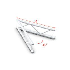 Corner 45° vertical