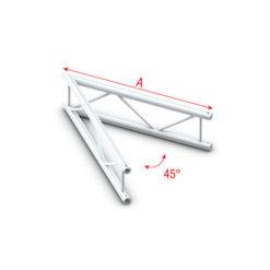 Corner 45° vertical Spigolo tagliato a 45° verticale