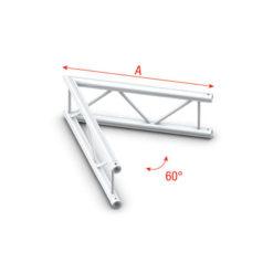Corner 60° vertical