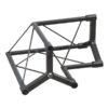 Corner 90° Triangolare, metallo, Deco-20