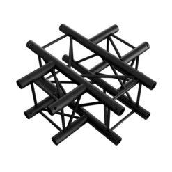 Cross 4-way NERO, traliccio Pro-30 quadrato F