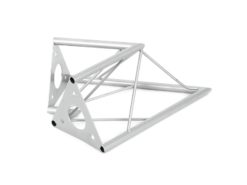 DECOTRUSS SAC-20 corner 2-way 60° silver