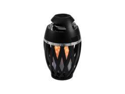 EUROLITE AKKU FL-2 LED Flamelight with Bluetooth Speaker