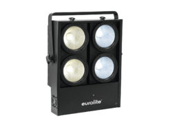 EUROLITE Audience Blinder 4x100W LED COB CW/WW