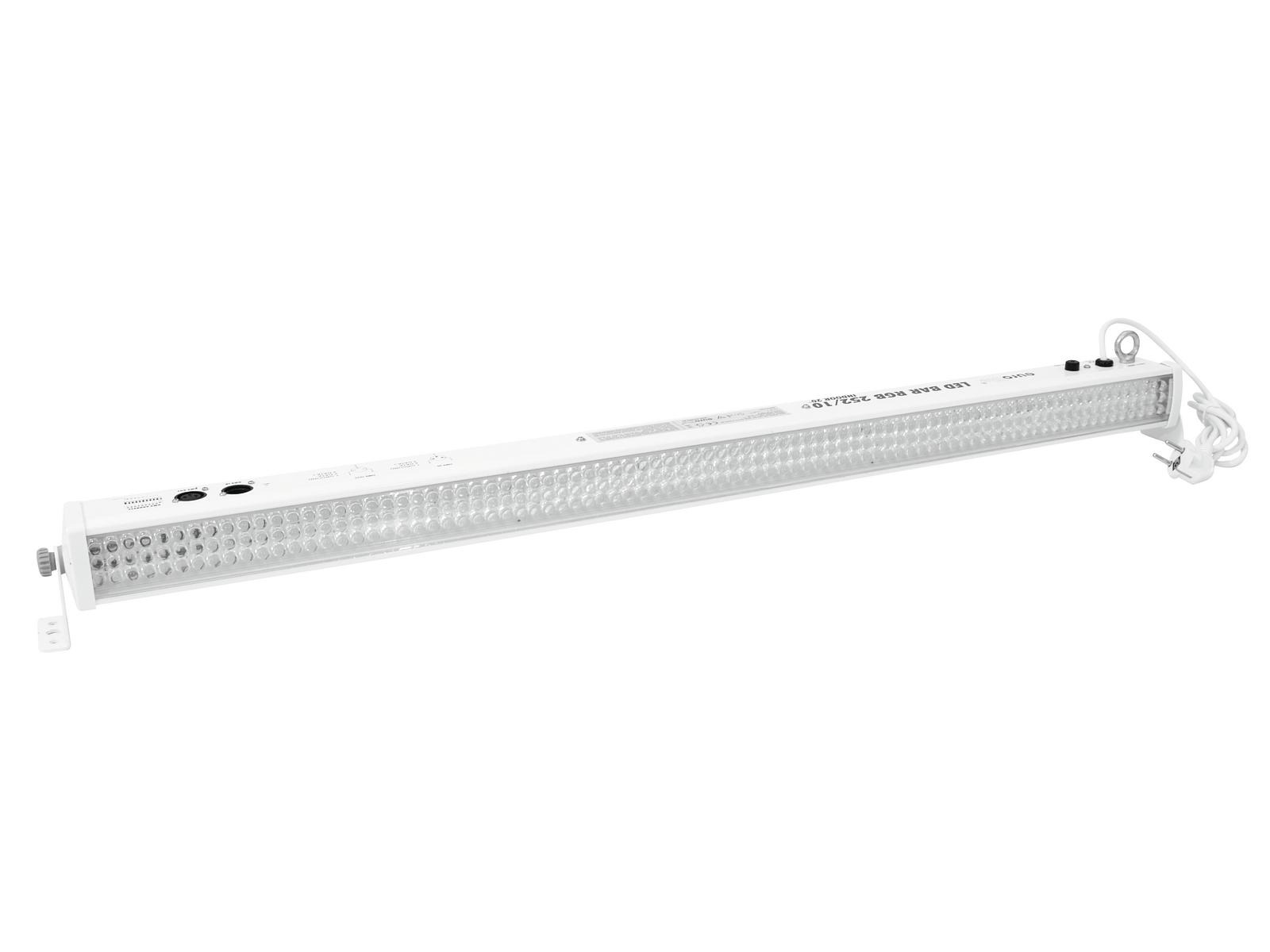EUROLITE LED BAR-252 RGB 10mm 20° white