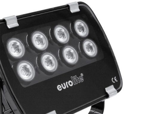 EUROLITE LED IP FL-8 yellow 60°