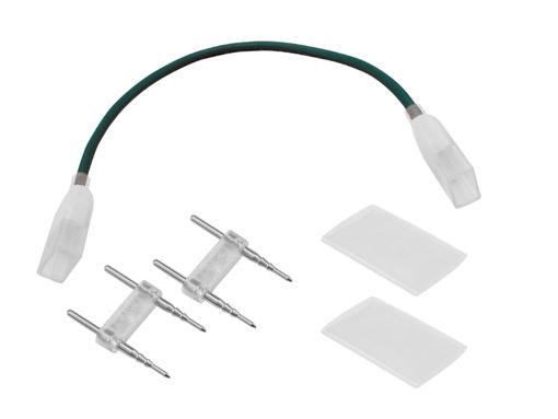 EUROLITE LED Neon Flex 230V Slim flexible Connector