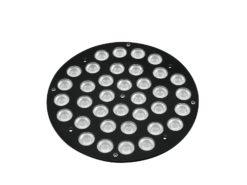 EUROLITE Lens kit 45° for ML-56 RGBA/RGBW silver