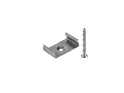 EUROLITE Mounting Bracket for U-Profil 20mm Metal