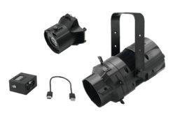 EUROLITE Set LED PFE-50 + Lens tube 26° + DMX Interface