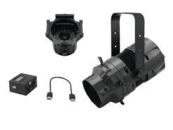 EUROLITE Set LED PFE-50 + Lens tube 50° + DMX Interface