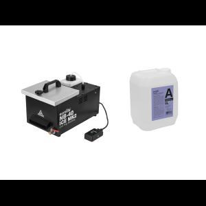 EUROLITE Set NB-40 MK2 + Smoke Fluid -A2D- 5l