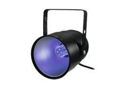 EUROLITE UV-Spot with UV LED 5W