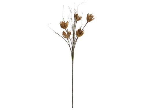 EUROPALMS Artichoke Branch (EVA), beige, 100cm