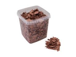 EUROPALMS Deco Wood, copper, 5.5l bucket