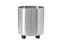 EUROPALMS STEELECHT-40, stainless steel pot, Ø40cm