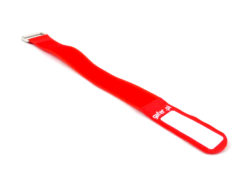 GAFER.PL Tie Straps 25x260mm 5 pieces red