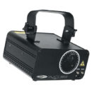 Galactic RGB 300 300mW, motore passo-passo