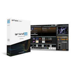 Grand VJ 2.5 Software di mixaggio video - Controllabile da Midi - Licenza