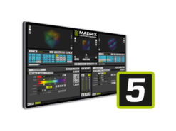 MADRIX UPDATE professional 2.x or professional 3.x -> profession