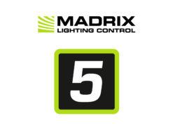 MADRIX UPGRADE entry -> professional
