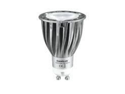 OMNILUX GU-10 230V 3x2W LED 3000K 30° CR