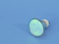 OMNILUX GU-10 230V/50W 1500h 25° blue