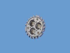 OMNILUX MR-16 12V GU-5.3 3x2W LED 3000K 30°