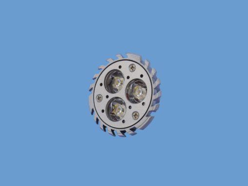 OMNILUX MR-16 12V GU-5.3 3x2W LED 6500K 30°