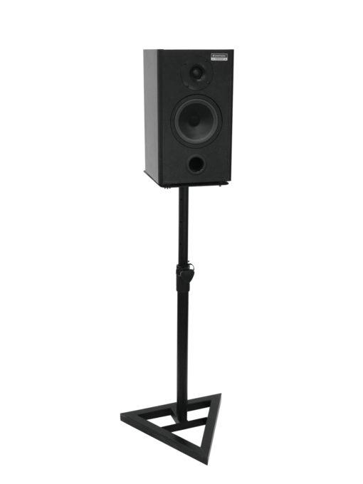 OMNITRONIC MO-5 Monitor Stand 2x