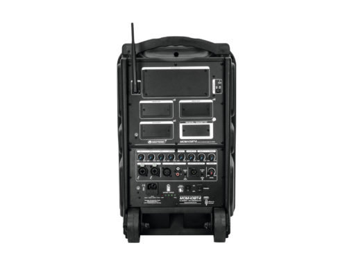 OMNITRONIC MOM-10BT4 Modular Wireless PA System