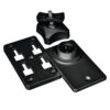 OMNITRONIC Wall Bracket for ODP-204/206 black 2x