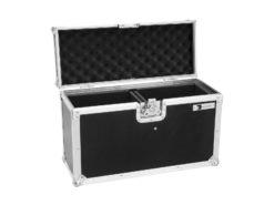 ROADINGER Flightcase 2x LED PFE-50 3000K Profile Spot