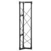 Straight 1000 mm Triangolare, metallo, Deco-20