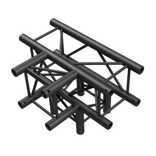 T-Cross + Down 4-way NERO, traliccio Pro-30 quadrato F
