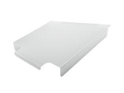 TRUSS4BARS Truss tray for 120° corner right/4mm